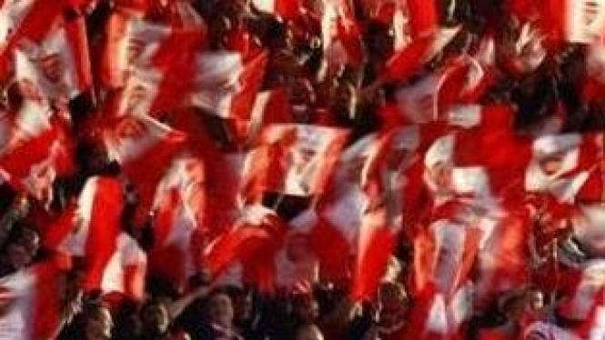 Fans Arsenal