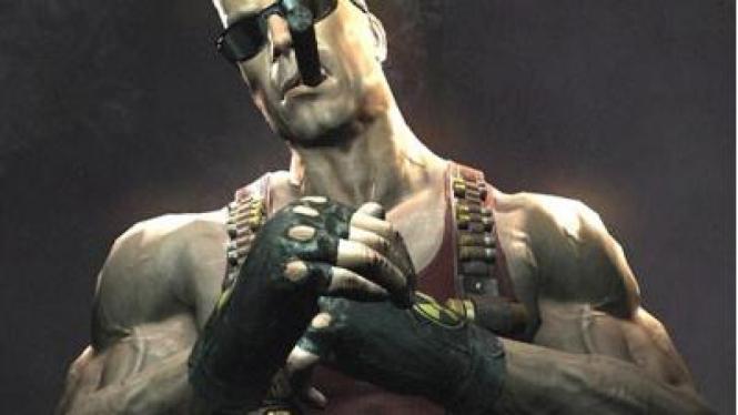 Screenshot Duke Nukem