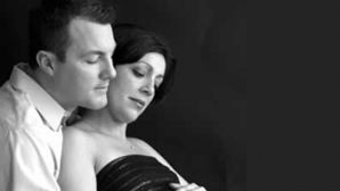 Pasangan, istri hamil