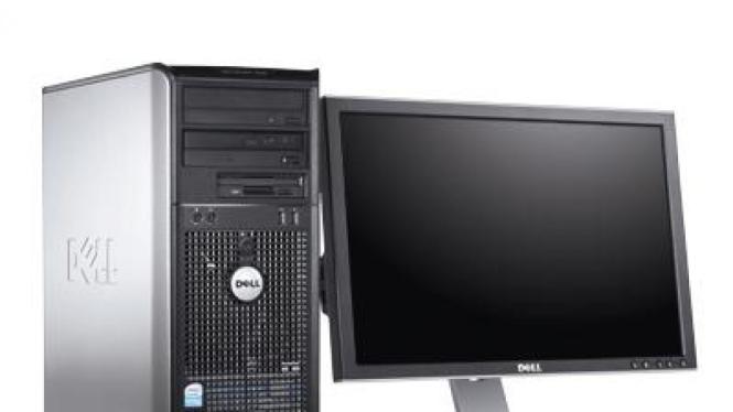 Dell Optiplex 360 PC workstation