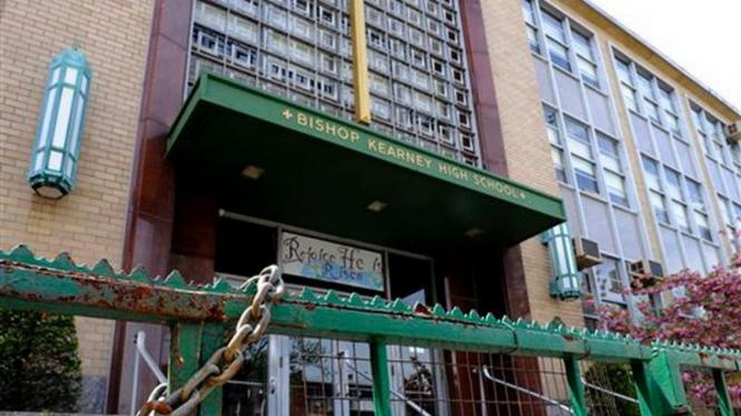 Suatu sekolah di New York, AS, tutup untuk antisipasi wabah flu babi