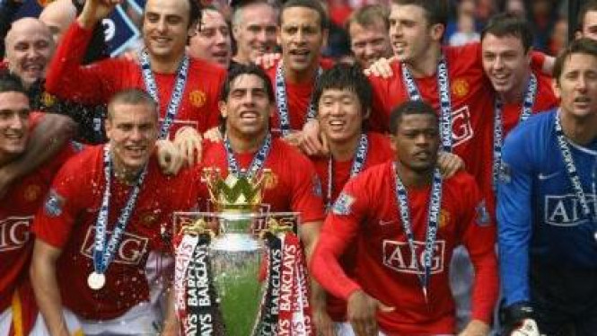 Glory, Glory, Manchester United