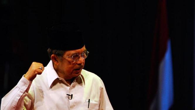 Jusuf Kalla Dialog dengan Kadin