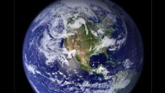 Ilustrasi Planet Bumi.