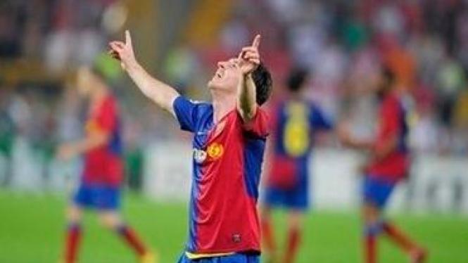 Lioenel Messi