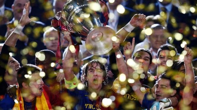 Barcelona Juara