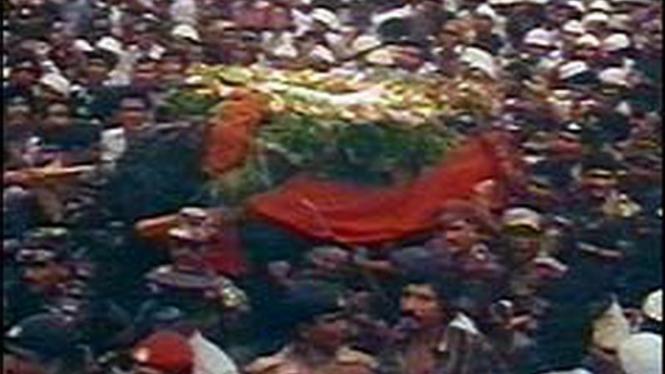 Jelang pemakaman Presiden Zia Rahman