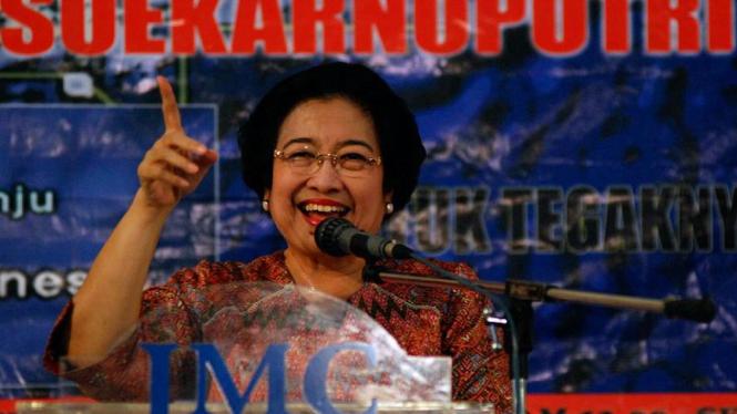 Diskusi Ambalat : Megawati Soekarnoputri