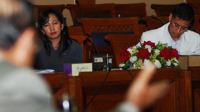Rapat Komisi IX dengan RS. Omni Tangerang