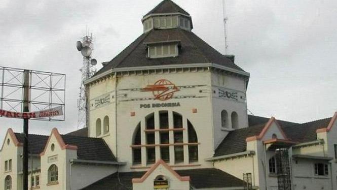 Kantor PT Pos Indonesia