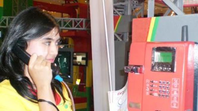 Telepon Umum Kartu (TUK) Wireless berbasis CDMA Telkom