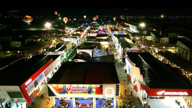Peresmian Jakarta Fair