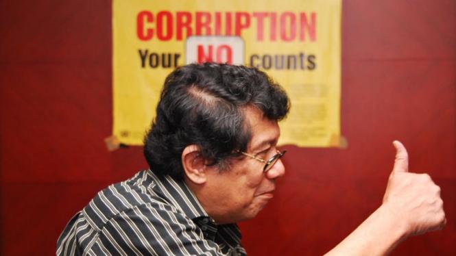 Kasus Aliran Dana BI : Aulia Pohan