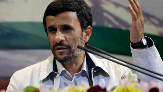 Presiden Iran, Mahmoud Ahmadinejad