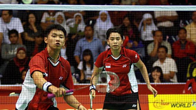 Indonesia Open, Fran Kurniawan&Pia Zebadia