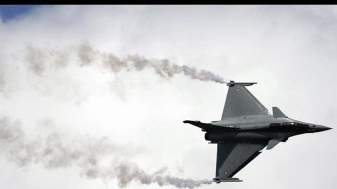 Paris Air Show :  Rafale Jet