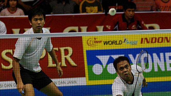 Indonesia Open; Markis Kido&Hendra Setiawan