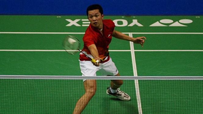 Indonesia Open; Taufik Hidayat