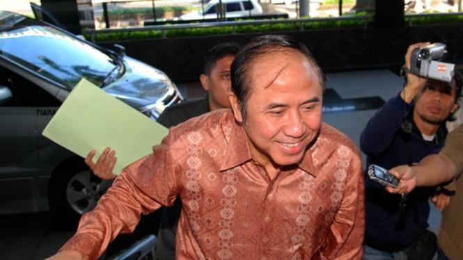 Wakil Gubernur DKI, Prijanto Datangi KPK