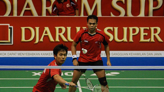 Markis Kido&Hendra Setiawan