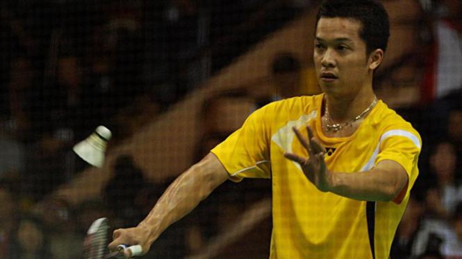 Indonesia Open; Taufik Hidayat Terjungkal