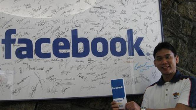 Markas Facebook di California