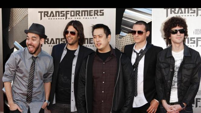 Transformers Premiere: Linkin Park
