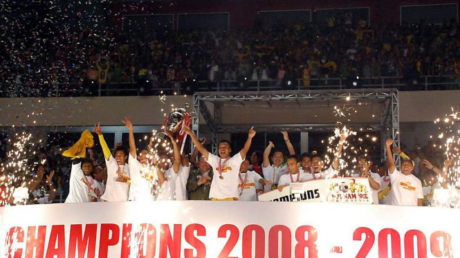 Sriwijaya FC, juara Copa Indonesia 2009