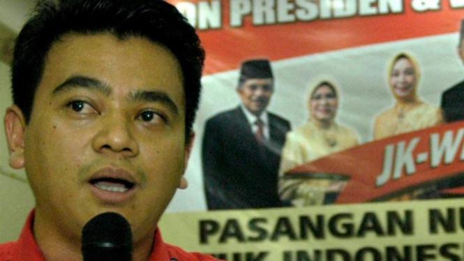 Juru Bicara JK-Wiranto, Poempida Hidayatulloh