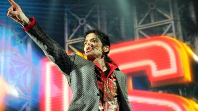 Foto Terakhir Michael Jackson