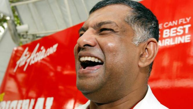 AirAsia Chief Executive: Tony  Fernandes