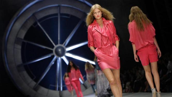 Berlin Mercedez Benz Fashion Week