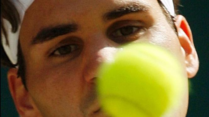 Juara Wimbledon: Roger Federer