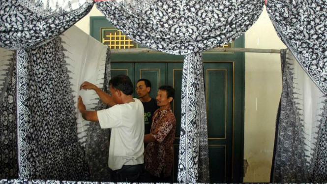 Persiapan Pemilu: Keraton Yogyakarta