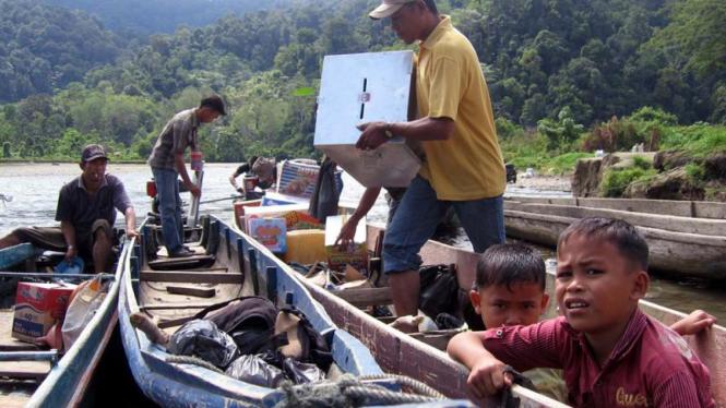 Persiapan Pemilu: Aceh