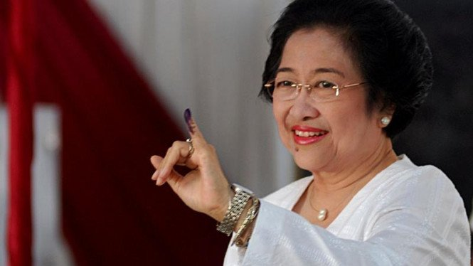 Megawati Nyontreng