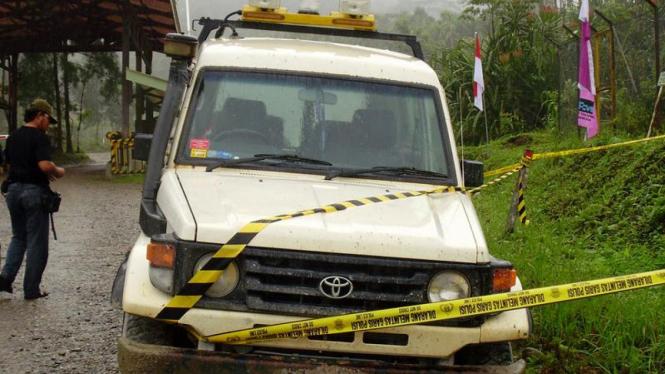 Penembakan Karyawan  Freeport Indonesia