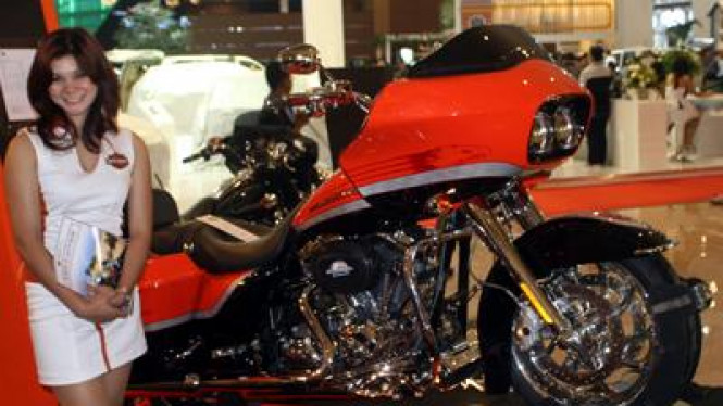 Harley-Davidson FLTRSE CVO Road Glide