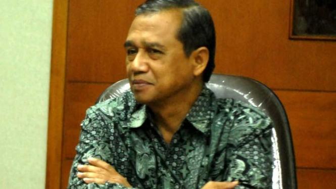 Ketua Komisi Yudisial Busyro Muqoddas