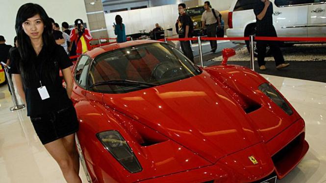 Indonesia International Motor Show