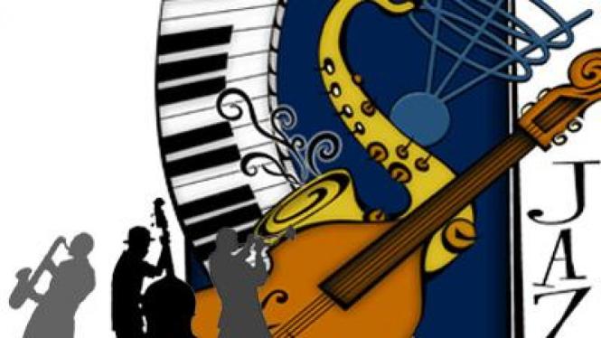 Ilustrasi musik Jazz