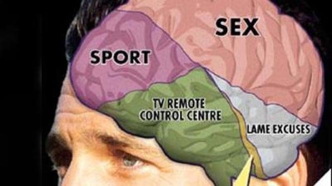 Otak Pria