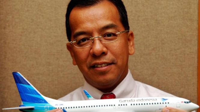 Mantan Direktur Utama PT Garuda Indonesia, Emirsyah Satar