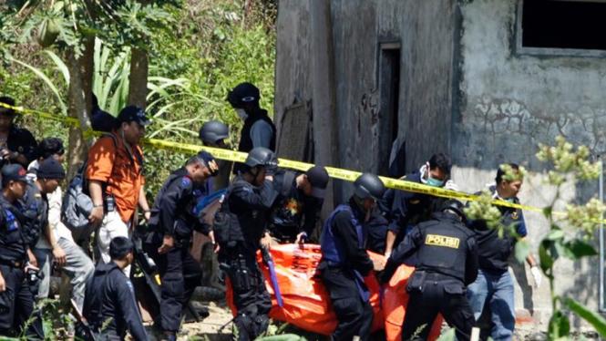 Penyerbuan Rumah Teroris di Temanggung