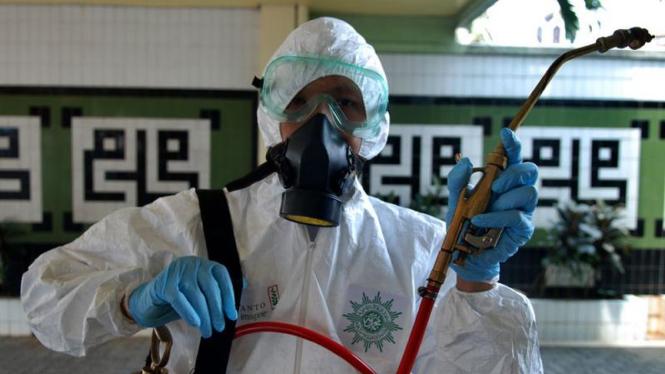 Mengantisipasi Pandemi Flu Burung