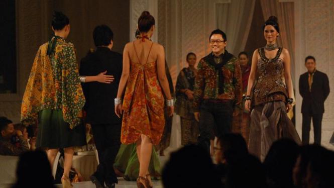Seribu Warna Kain Nusantara