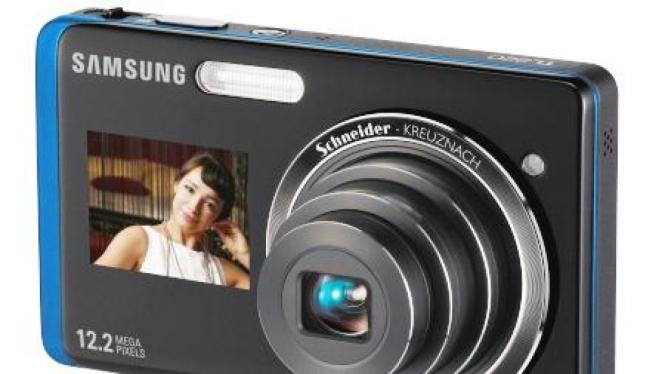 Kamera digital Samsung TL220 DualView