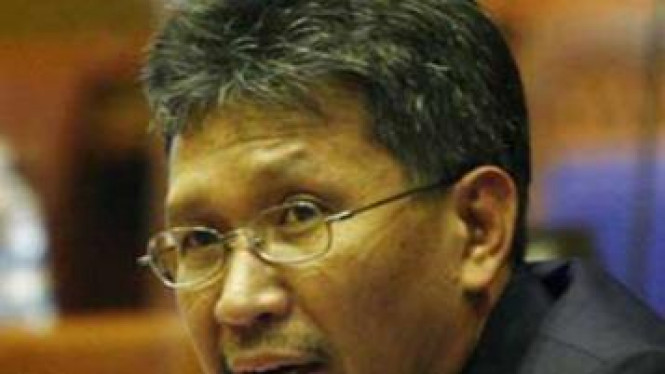 Kepala BP Migas R Priyono