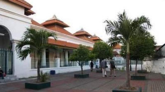 Masjid Sunan Ampel di Surabaya