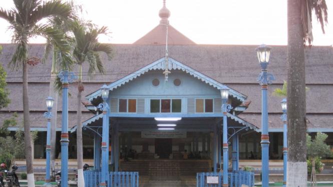 Masjid Agung Surakarta, Solo